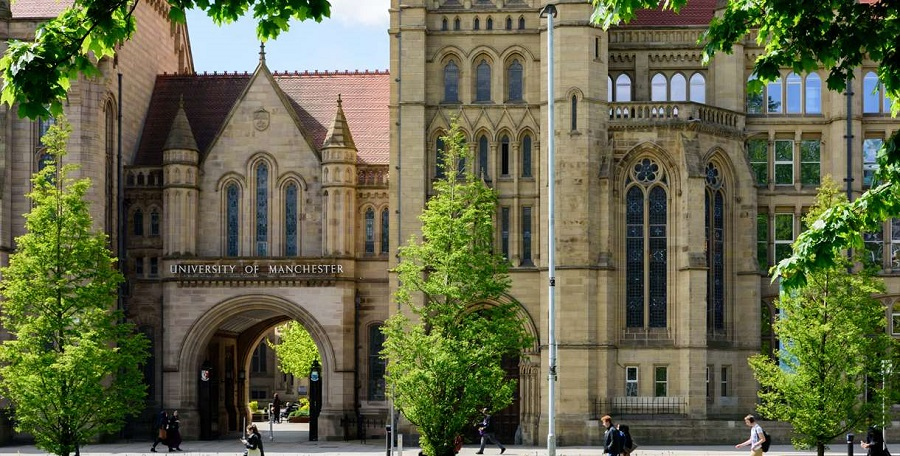 900 university of manchester